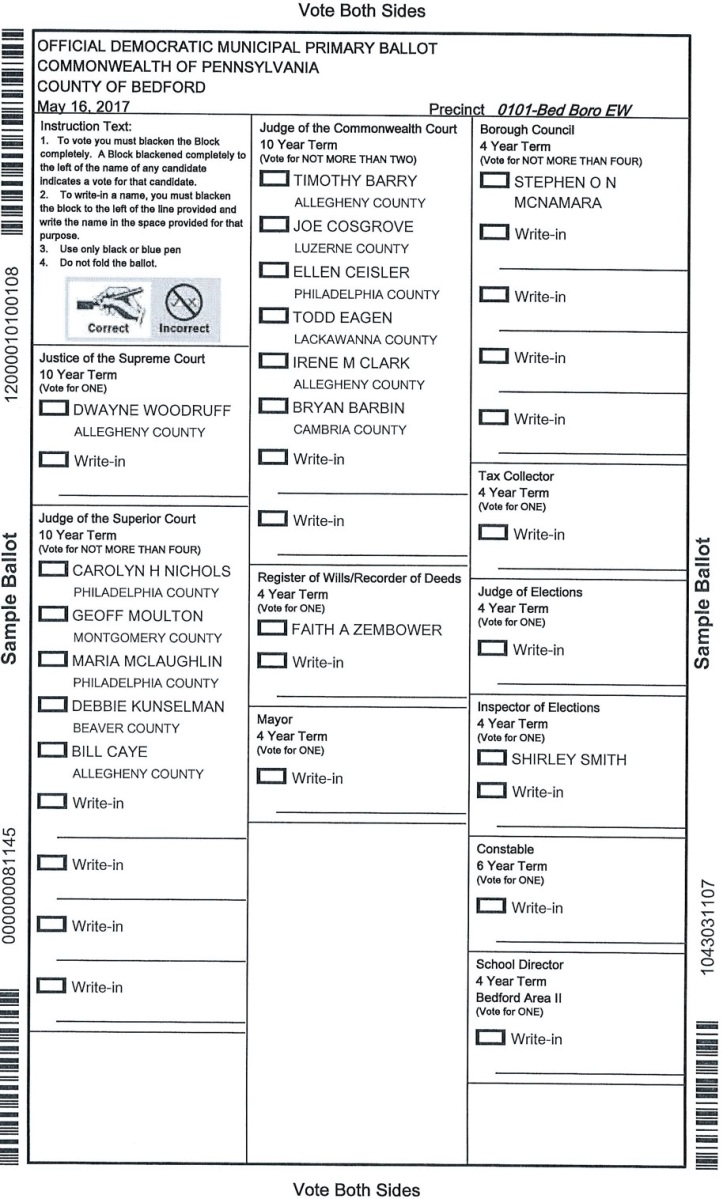 May17DemSampleBallot